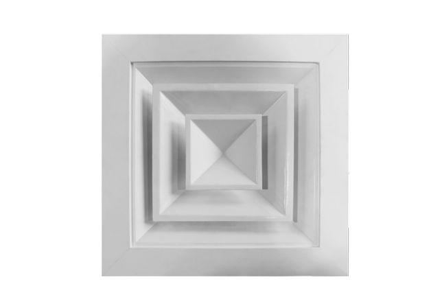 Алюминиевые вентиляционные решетки Tipido