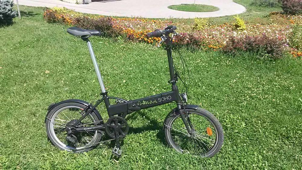 Bicicleta electrica pliabila Soho. Abrud - imagine 1