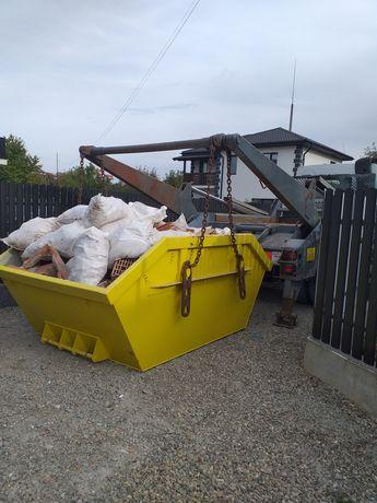 Transport moloz in Bacau