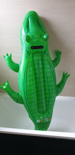Crocodil umflabil pentru copii