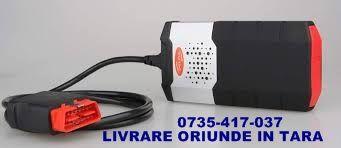 2020Delphi DS150E-BLUETOOTH/USB.LimbaRomana. Tester/Diagnoza Auto