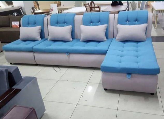 Угловой диван GRAND LUX в стиле РАЯ от производителя