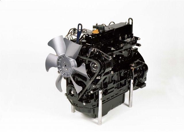 Motor Yanmar 3TNV84 3TNV88 Garantie 12 luni/1000h