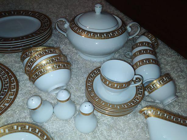 Сервиз чайно-столовый Версаче