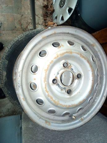 Джанти с гуми 15 голф 4