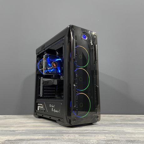 Игровой компьютер i3 10th/GTX 1060 3gb/16gb