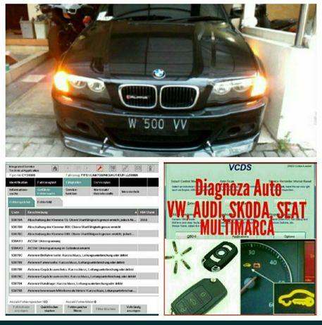Diagnoza Auto/ Immo Off / Codari BMW / Activare Functii VW
