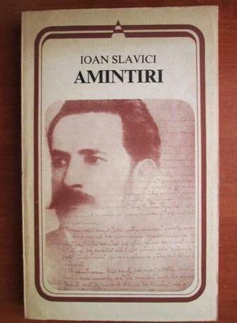 I. Slavici _ Amintiri