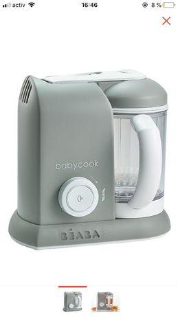 Пароварка Beaba Babycook