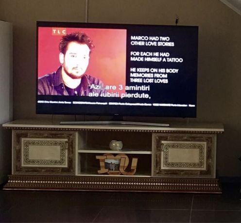 Comoda tv lemn masiv