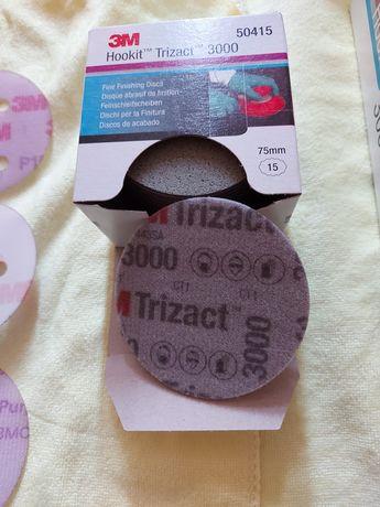 Шкурки диск,Trizakt,материали