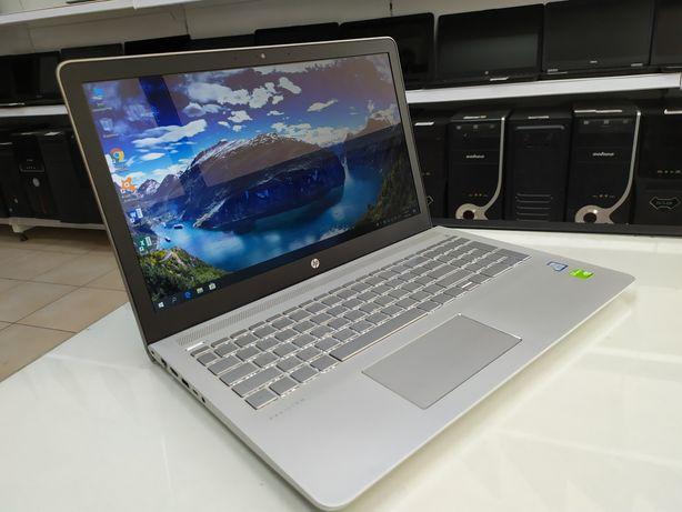 Ноутбук НР Pavilion 15- Core i7-7500U/4Gb/SSD 120Gb/Geforce 940MX