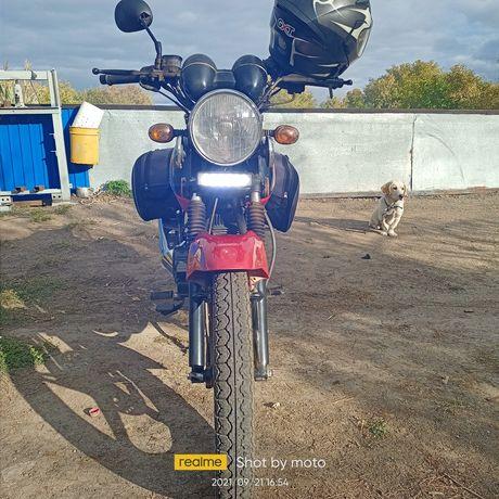 Мотоцикл Рейсер Магнум 250