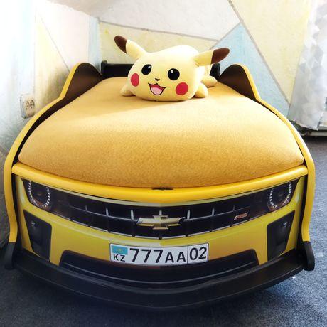 Продам детскую кровать машинку!