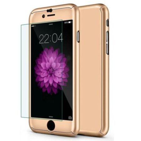 Capac de protectie Full cover 360° pentru Apple Iphone 6 Plus/6S Plus