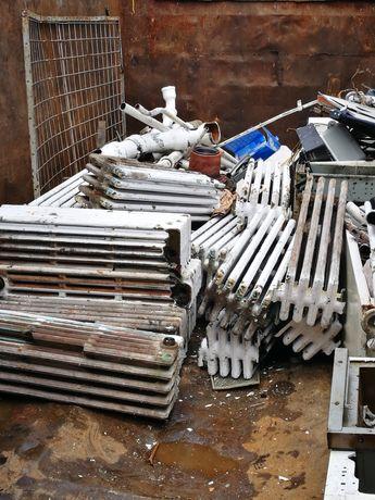 Deșeuri feroase materiale refolosibile