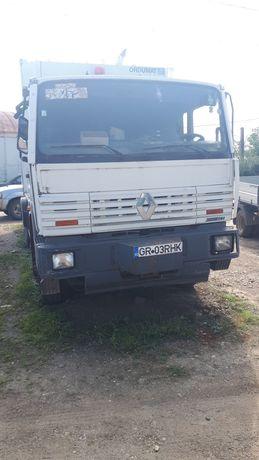 Camion gunoier Renault G220