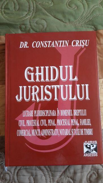 Ghidul juristului 2008 Constantin Crisu