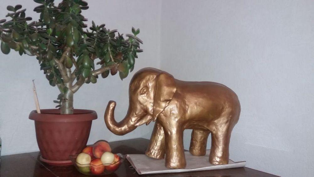 """Сувениры-Слон ., ваза..."""",картина-денежное дерево"""".договорная. Семей - изображение 1"""
