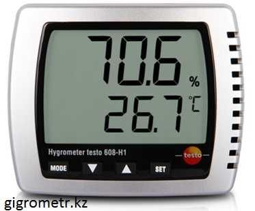 Производственный Гигрометр-Термометр Testo 608 H1