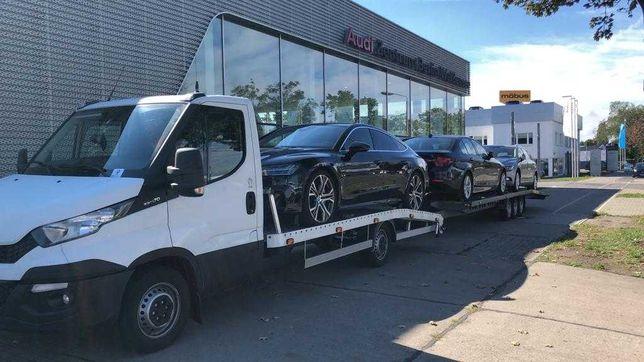 Transport auto Danemarca / Belgia - Germania - Olanda