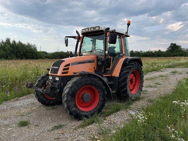 Tractor Fendt 309 CI 105cp cu tiranti si priza de putere frontala