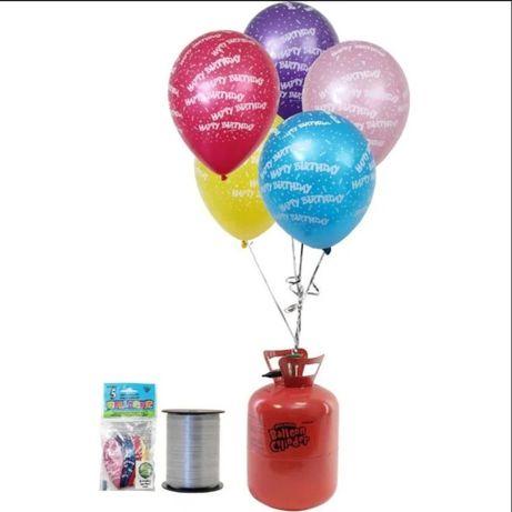 Diferite modele si culori de baloane cu HELIU
