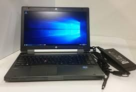 Laptop Hp EliteBook pt jocuri, editare i7 2,4Ghz, 24gb ,4gb video