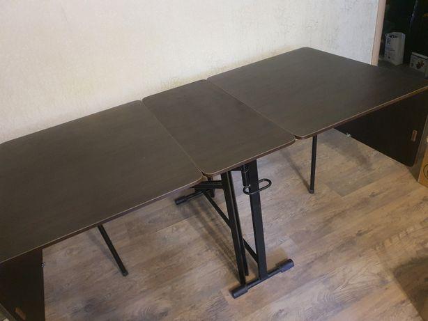 Раскладной стол для большой семьи
