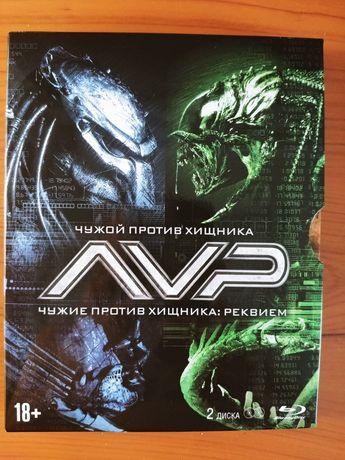 Продаю Коллекционное издание (2 Blu-ray) Чужой против Хищника