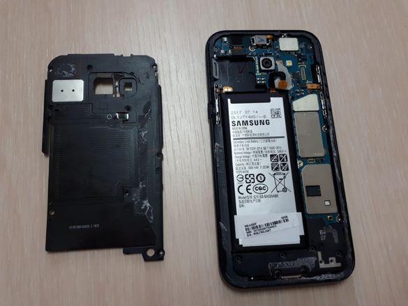 Samsung A5 (2017) на части