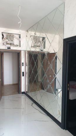 Oglinda fatetata romb, oglinzi romburi