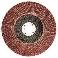 Круг шлифовальный лепестковый DUCTIFLAP 125x22mm зерно 40
