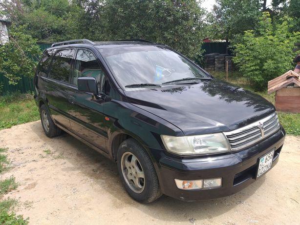 Mitsubishi space wagon 1999, 2.4