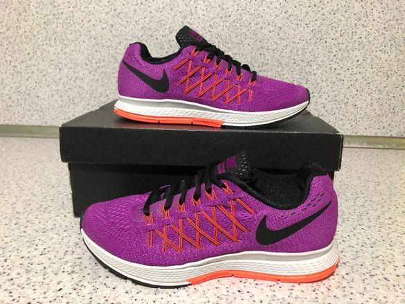 НОВО *** Nike Zoom Pegasus 32 Vivid Purple Black Fuschia