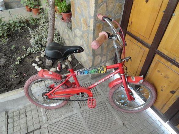 ПРОДАВАМ велосипед юношески