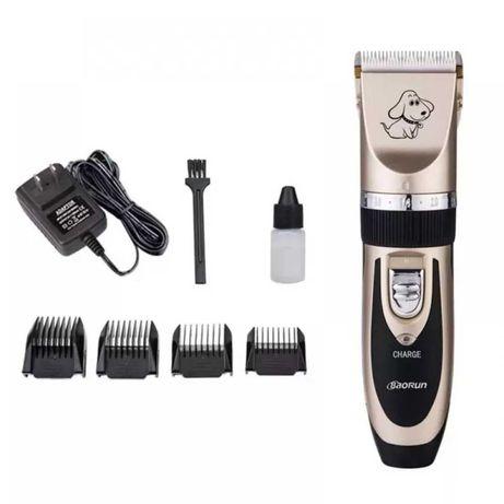 Безжична машинка за подстригване на кучета
