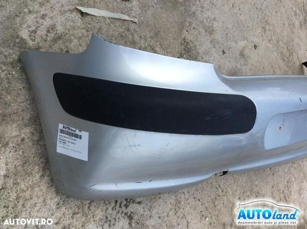 Bara Protectie Spate Peugeot 307 3A/C 3A/C 2000 Argintie Hb, Decupaj Toba Bara Protectie Spate Peugeot 307 3A/C 3A/C 2000 Argintie Hb, Decupaj Toba garantie 180 zile