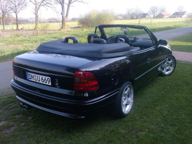 Vând husa protecție Opel astra f Cabrio