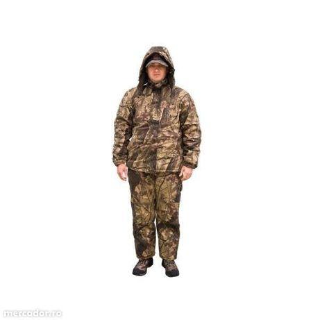 Costum gros Baracuda pentru pescari tip camuflaj