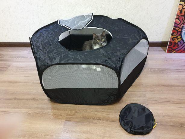 Продам манеж для кошек или собак