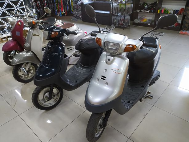 Японский Скутер Yamaha Aprio JOG 50cc. К.А.С.П.И Р.А.С.С.Р.О.Ч.К.А!!!