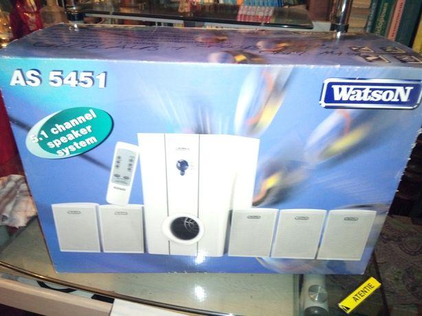System boxe WatsoN