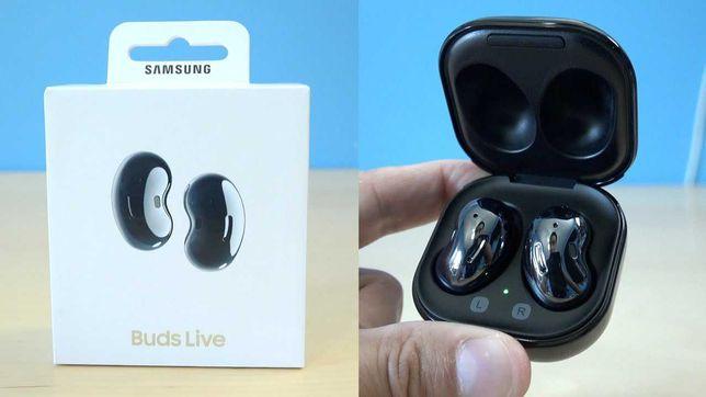 Наушники Samsung Galaxy Buds Live черный