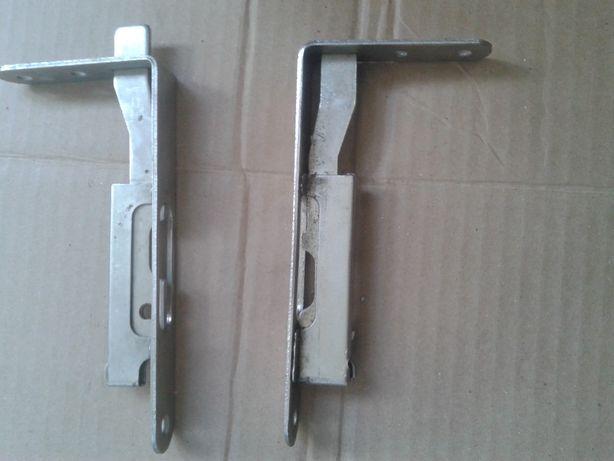 Защелки на двойную межкомнатную дверь. 2-штуки. Новые.