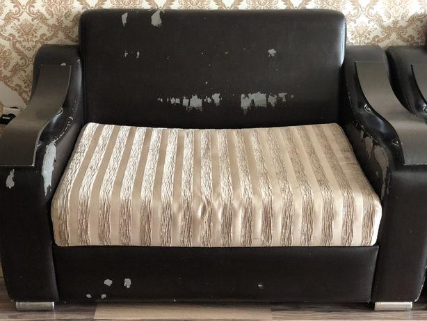 Продам диван, полудиван, кресло