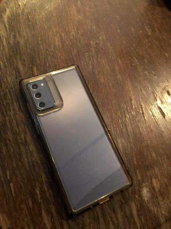 Samsung note 20,in garantie