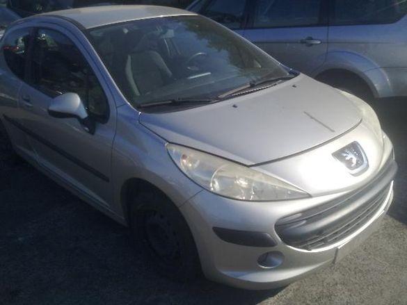 Peugeot 207 2007 на части