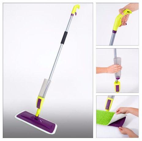 Подочистачка Спрей моп - Spray Mop