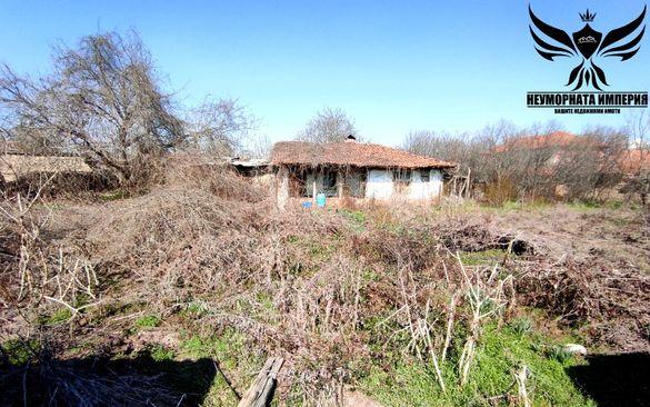 Продавам къща 68кв.м. с парцел 1221кв.м. в село Ръжево обл.Пловдив